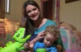 Larissa Carvalho e Theo - Teste do Pezinho Ampliado